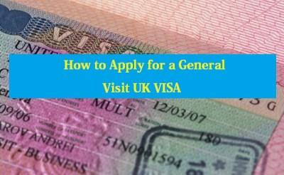 How to Apply for a General Visit UK VISA - PH Juander
