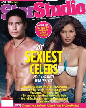 Star Studio Sexiest Celebs April Issue