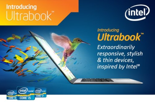 Intel's Ultrabook Campaign with Ivy Bridge