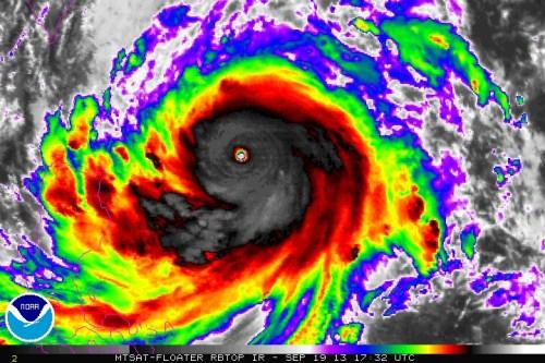 Super Typhoon Usagi