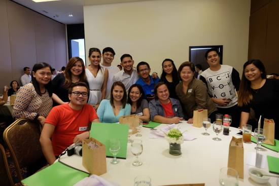 Davao Digital Influencers, Inc at the Smartbro Product Launch