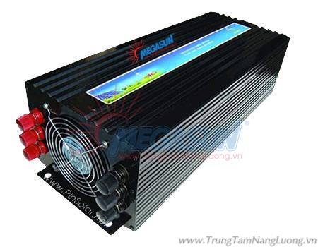 Trang giới thiệu sản phẩm Pin năng lượng mặt trời MegasunInverter sóng sin chuẩn YOCASOL YCSM-300W