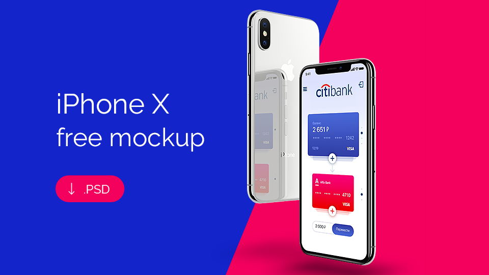 10 Free iPhone X Mockups Pinspiry