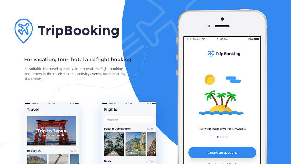 Booking App Templates \u2013 Pinspiry