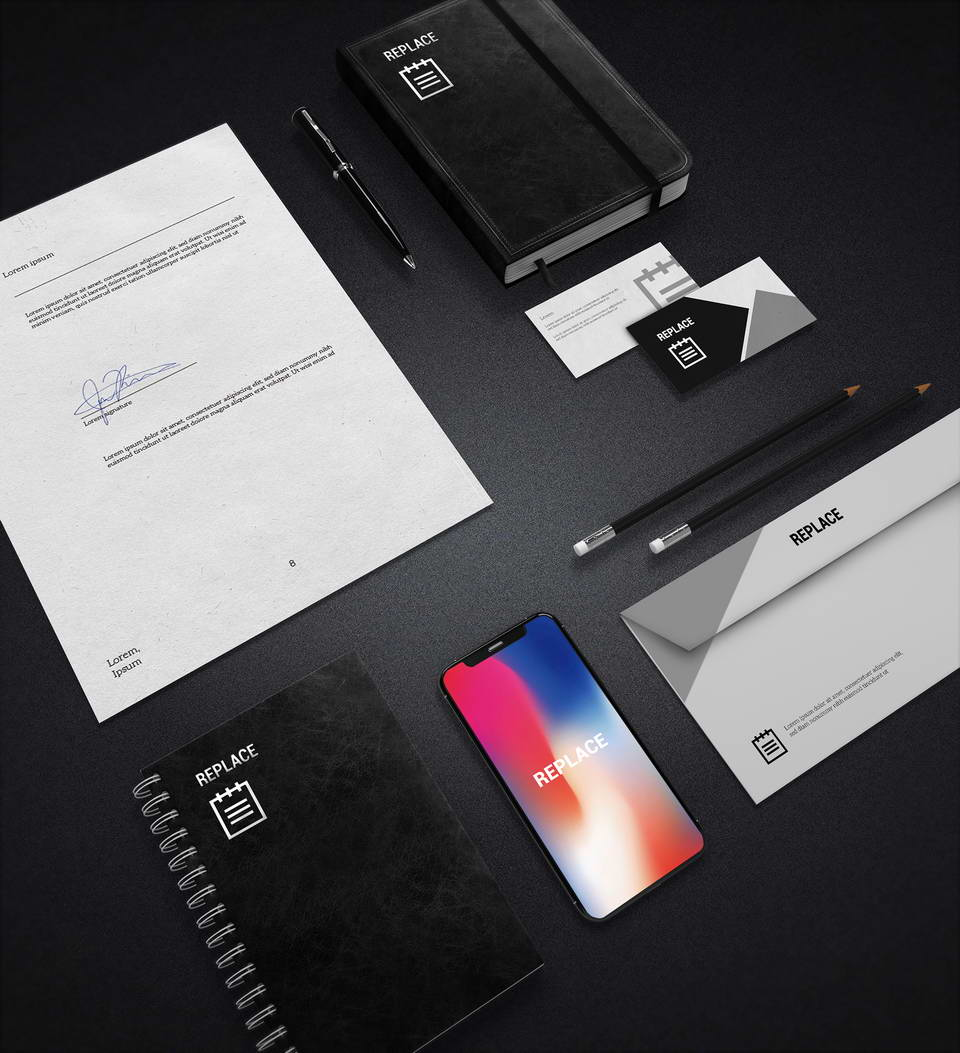 stationery templates free download