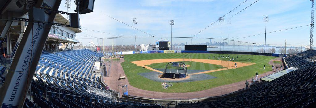 Stadium Composite Image