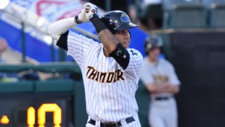 The move to Triple-A has been good for Cito Culver. (Robert M Pimpsner)