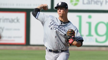 Can James Kaprielian earn a trip to the majors in 2016? (John Corneau Photos)