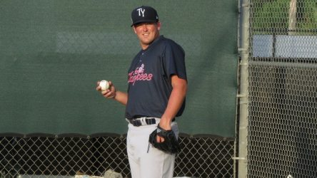 Jonathan Holder may be on Scranton's winter roster, but he'll likely start at Trenton.