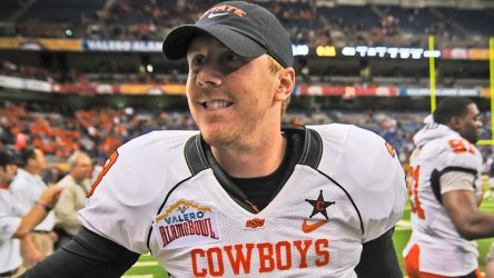 Brandon Weeden (Flickr User: KT King)