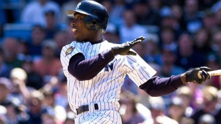 Alfonso Soriano was one of 51 players to hit 400 or more homeruns. (Jerry Coli)