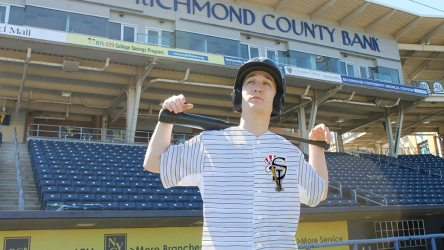 The Staten Island Yankees unveiled new home jerseys for the 2016 season, featuring horizontal pinstripes. (Staten Island Yankees)