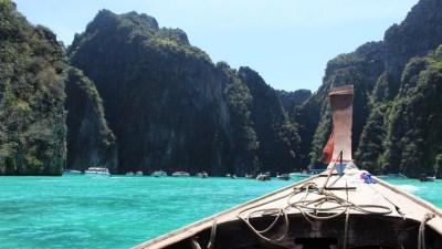 Thaïlande – KOH PHI PHI  // Parmi les îles les plus belles au monde