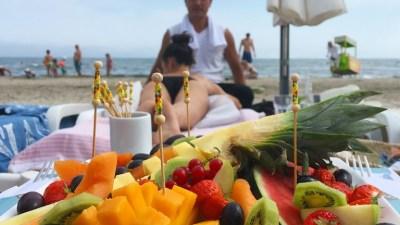 LA PAILLOTE BAMBOU // la plage privée fête ses 20 ans