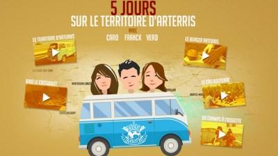 LA GRANDE AVENTURE // 5 jours de trip à travers l'Occitanie en photos et videos