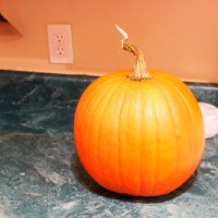 Tinkerbell Fairy Dust Jack-o-lantern Carving as Life Skill