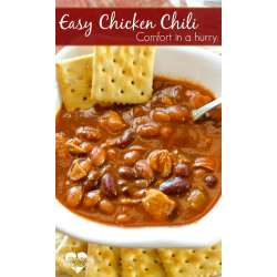 Small Crop Of Easy Chicken Chili