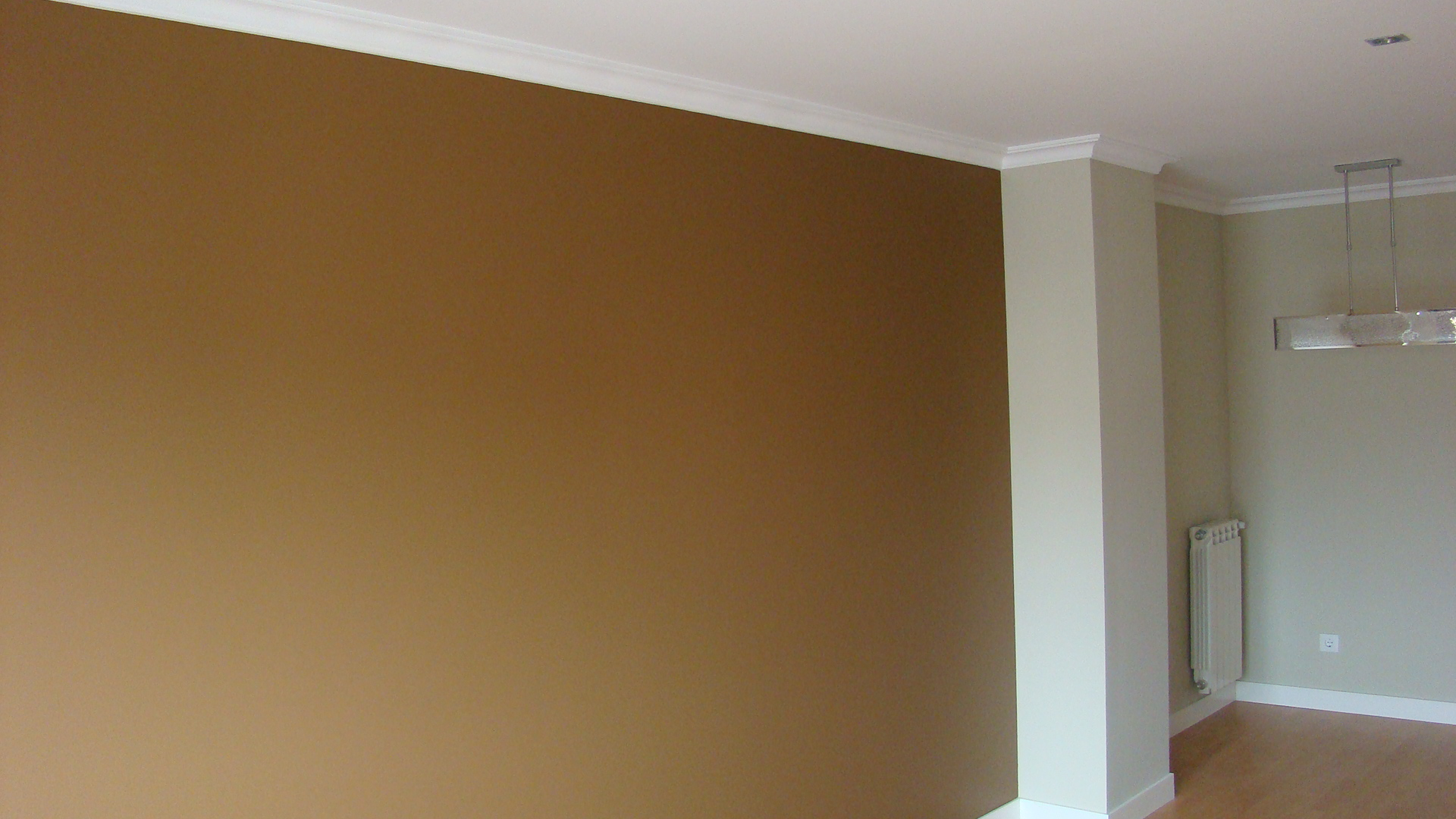 Pintura Color Beige Pintura Plastica Color Beige Y Chocolate Pintores En