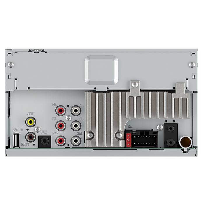 MVH-300EX - NEW! Digital Multimedia Video Receiver with 7\
