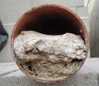 Clear Concrete From Drain Pipes - Pipe Magic