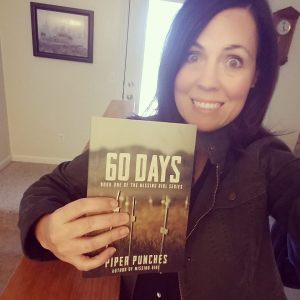 Bestselling Author of the New Book 60 Days