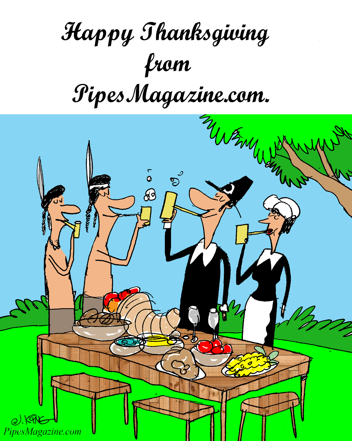 Fullsize Of Happy Thanksgiving Funny