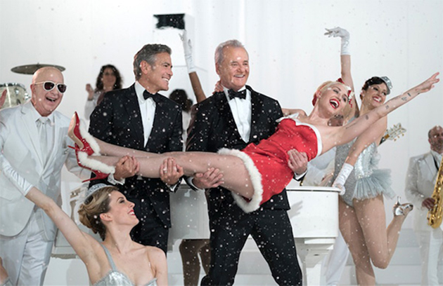 Veja o trailer do especial de natal de Bill Murray e Sofia Coppola