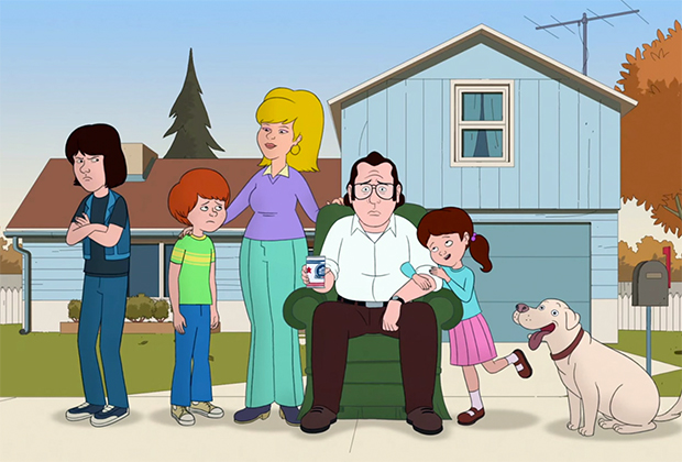 F Is for Family: Nova série animada do Netflix ganha seu primeiro trailer