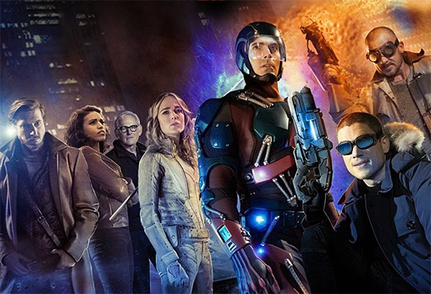 Legends of Tomorrow: Nova série de super-heróis ganha trailer grandioso