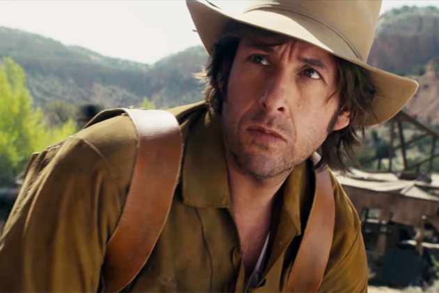 The Ridiculous 6: Adam Sandler é cowboy ridículo no trailer da primeira comédia do Netflix