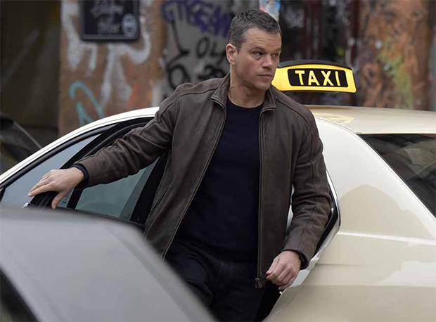 Matt Damon volta a ser Jason Bourne no set do quinto filme da franquia