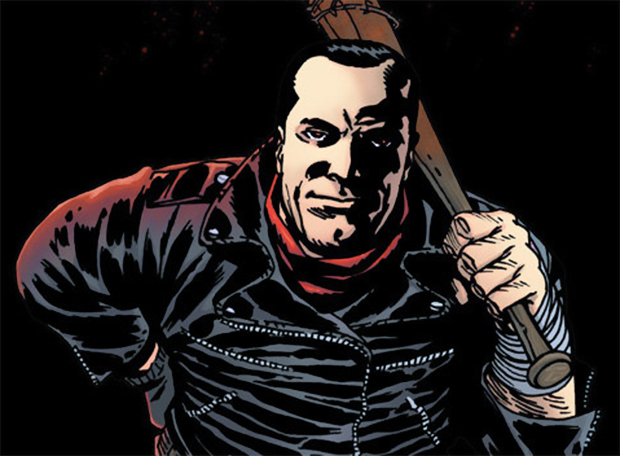 The Walking Dead: Vaza vídeo de Jeffrey Dean Morgan como o vilão Negan