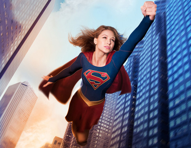 Supergirl bate recordes em superestreia na TV americana