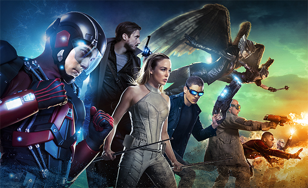 Legends of Tomorrow estreia com grande audiência