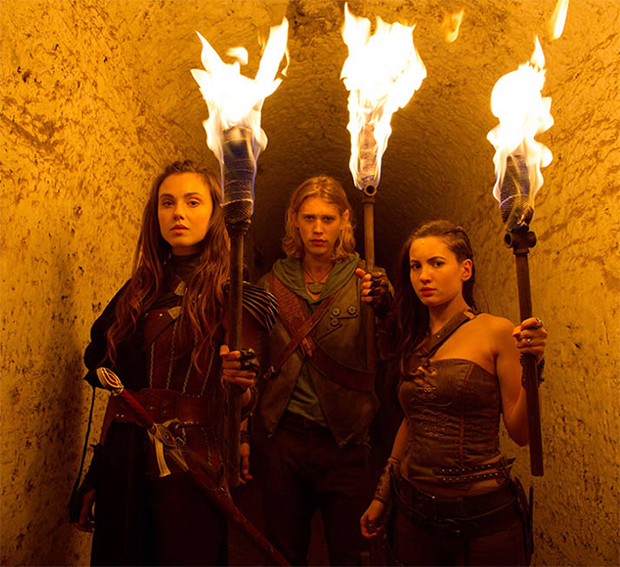 The Shannara Chronicles é renovada para sua 2ª temporada