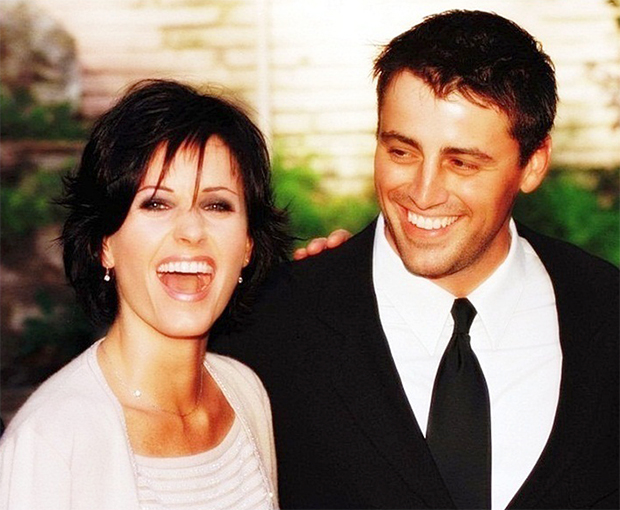 Courteney Cox e Matt LeBlanc preparam novas séries na TV americana