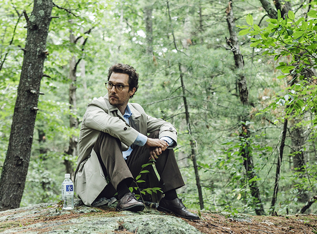 The Sea of Trees: Primeiro trailer mostra Matthew McConaughey triste e perdido