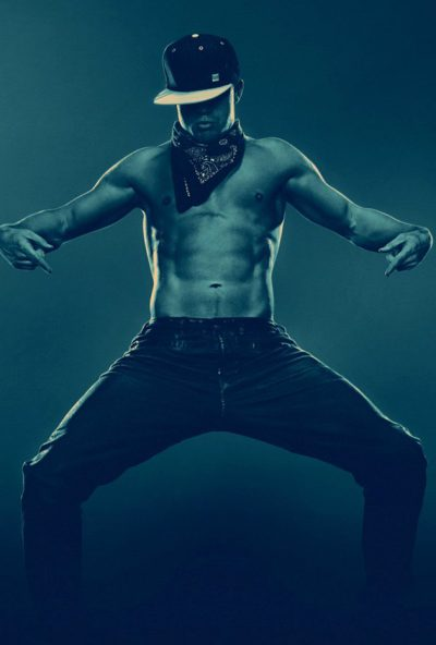Channing Tatum anuncia shows de Magic Mike em Las Vegas