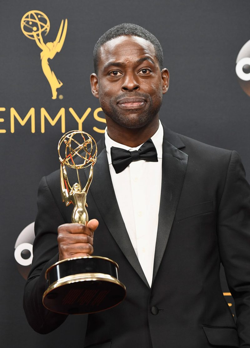 Sterling K. Brown - Melhor Ator Coadjuvante de Série Limitada (The People vs. O.J. Simpson)