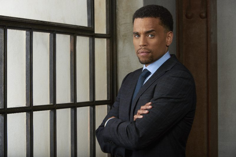 Michael Ealy SECRETS AND LIES