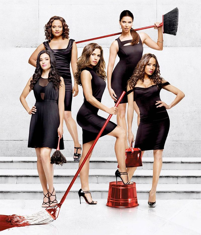 Devious Maids é cancelada ao final da 4ª temporada