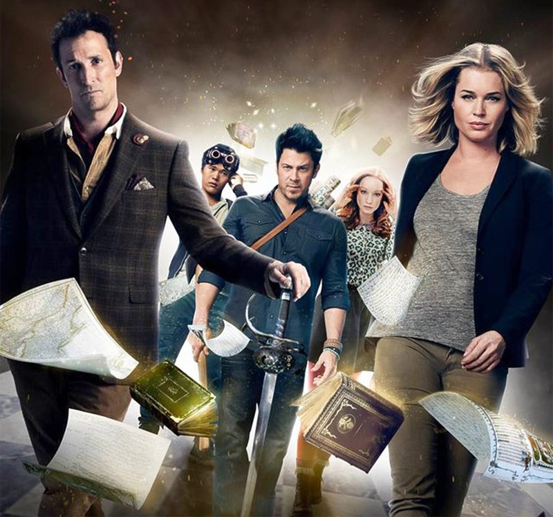 The Librarians: 3ª temporada da série de fantasia ganha trailer