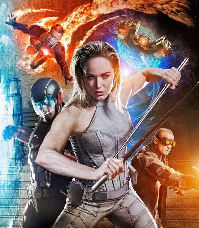 História é remixada em novo trailer da 3ª temporada de Legends of Tomorrow