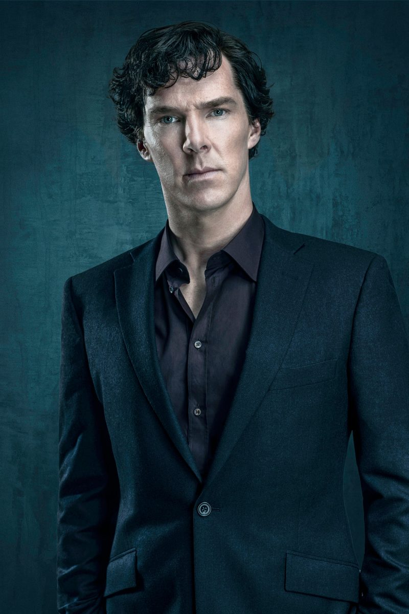 Sherlock de Benedict Cumbatch é o personagem favorito do público internacional da BBC