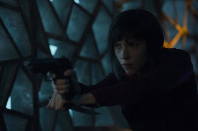 Scarlett Johansson aparece em nova foto de Ghost in the Shell