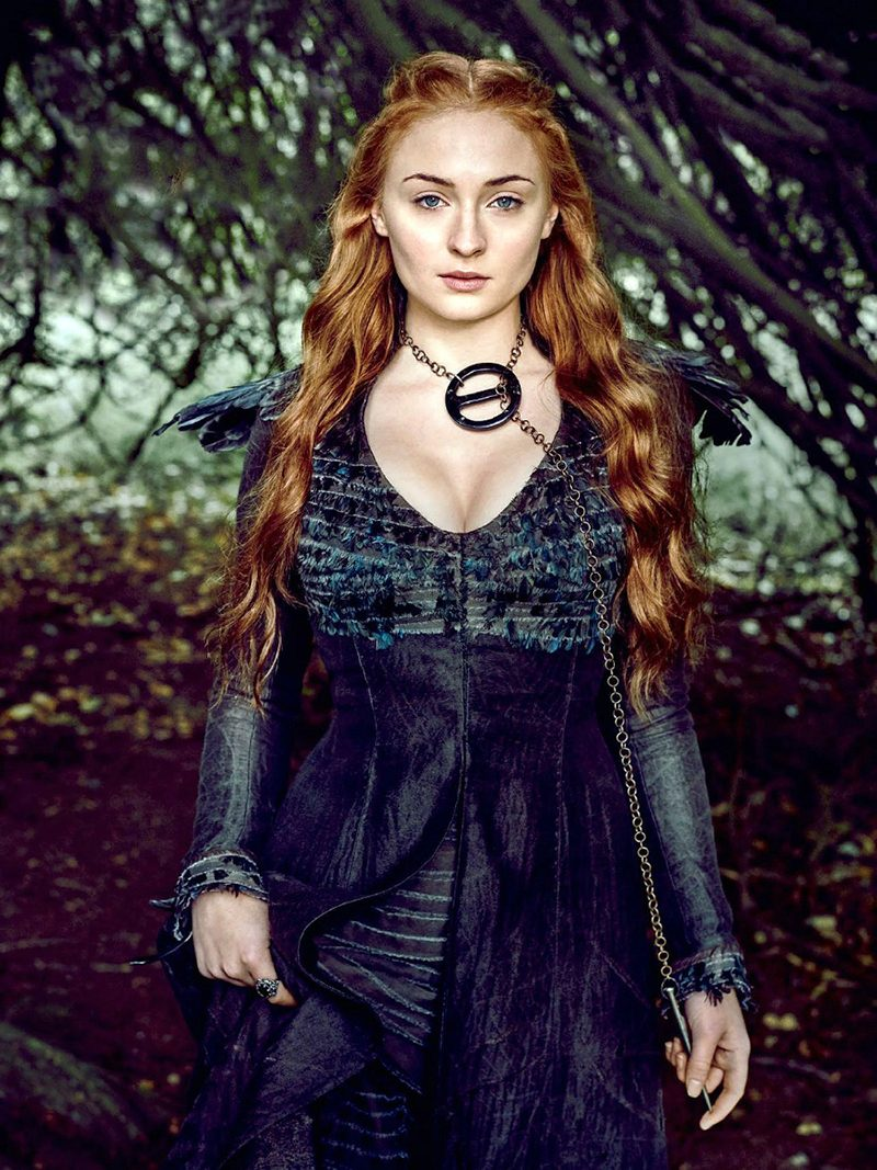 Sophie Turner confirma presença no próximo X-Men e até no final de Game of Thrones