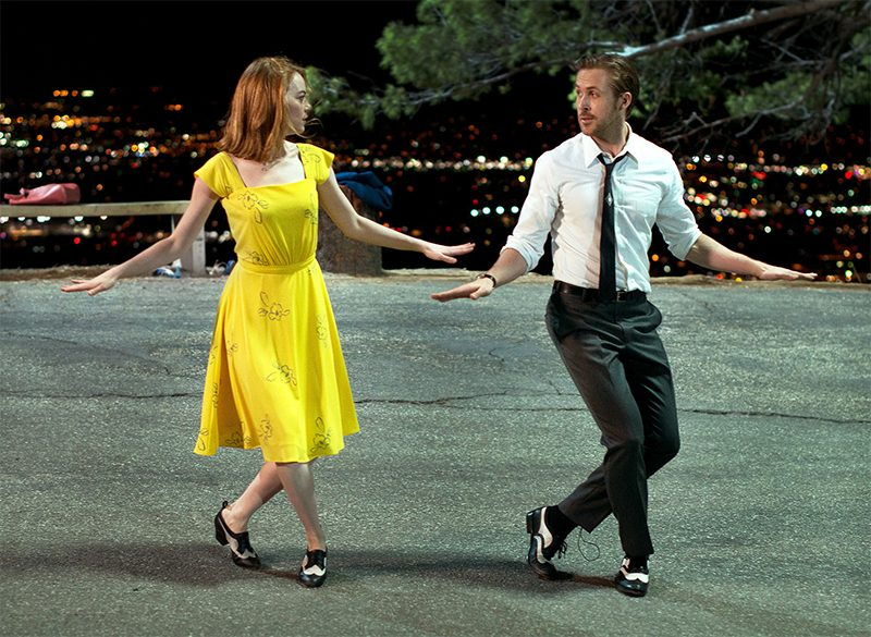 Vídeo compara cenas de La La Land com os musicais clássicos do cinema