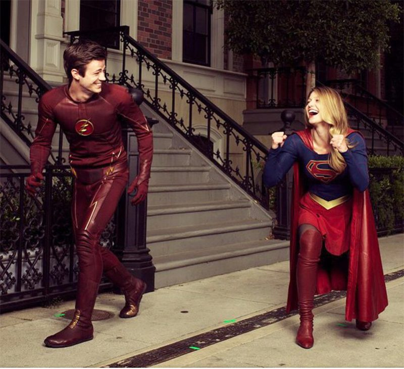 Crossover musical de The Flash e Supergirl terá canção inédita dos compositores de La La Land