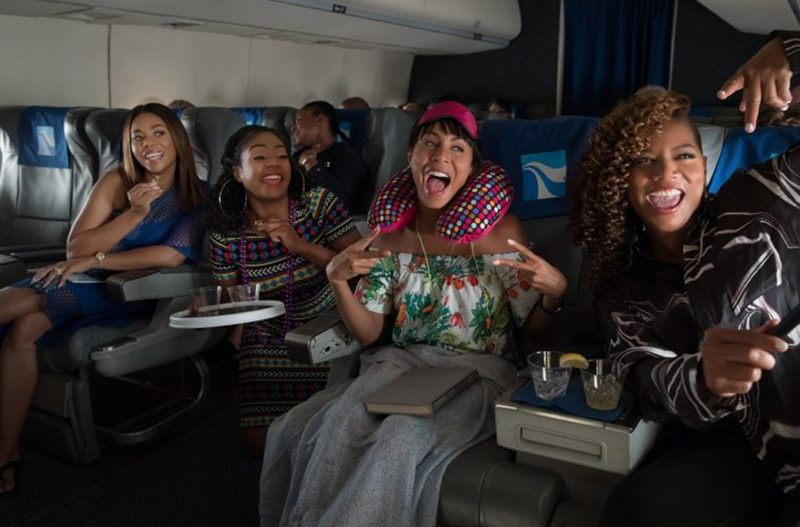 Queen Latifah e Jada Pinkett Smith decidem viajar juntas em trailer de comédia