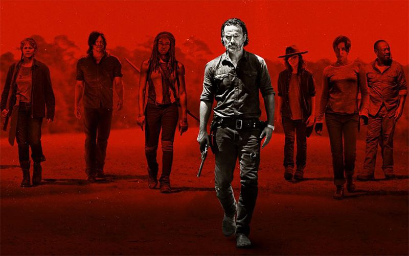 Elenco comenta rumos de The Walking Dead em novo vídeo de bastidores